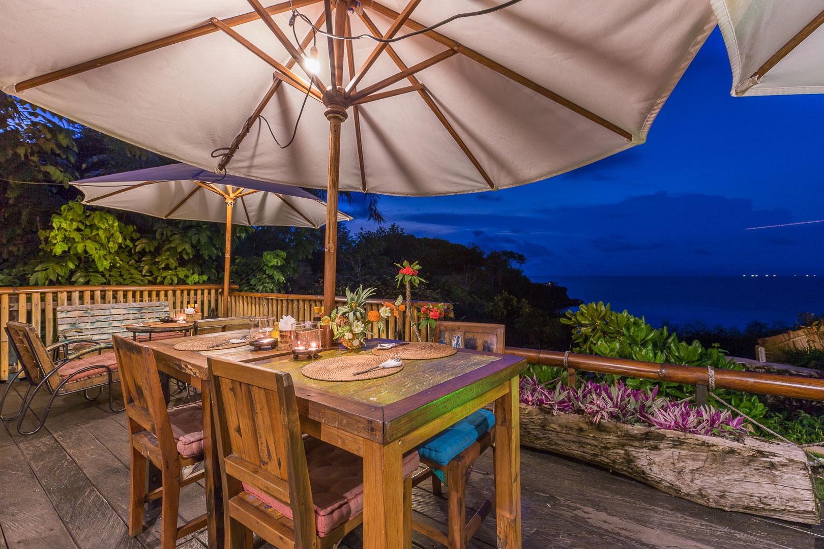 restaurant Milo's home bali